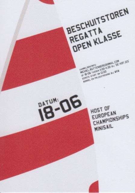 Beschuittoren race 2017 poster